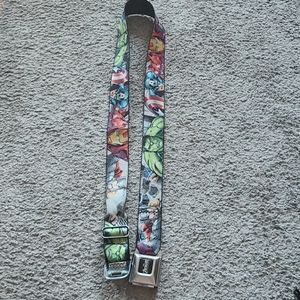 Marvel Avengers Assemble Belts by Buckle-Down